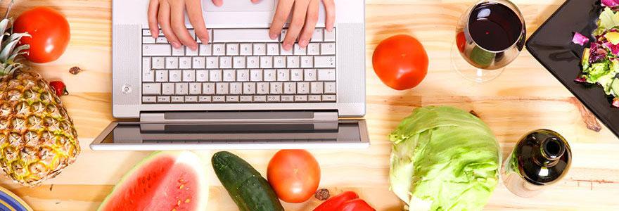 Faites vos courses bio en ligne en quelques clics
