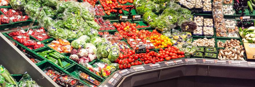 Meubles spécifiques legumes et fruits